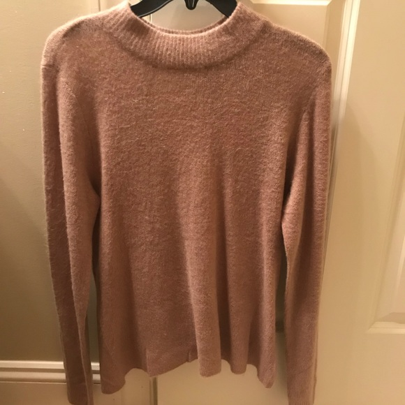4b92a51f76b66 Olivaceous Open Backed Sweater